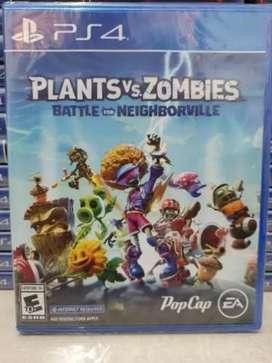 Plantas vs zombies battle for neighborville ps4