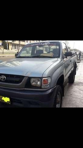 camioneta toyota hilux año 2002