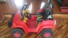 Juguete Carro a Bateria para Niños