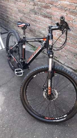 Bicicleta foxter r26