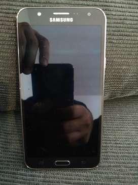 Samsung J7 Módulo Roto