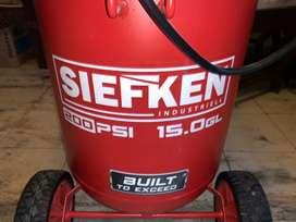 Compresor de aire libre de aceite 110V modelo SSL057 Aleman