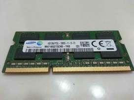 memoria ddr3 4gb portatil