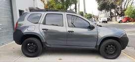 VENDO/ PERMUTO/ FINANCIO - Renault Duster Expression Nafta 1.6 - Año 2012