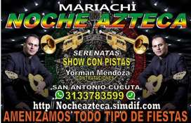 Mariachi Noche Azteca