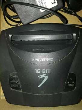 Vendo Sega Apevtech 16 bit