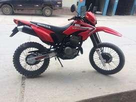 Vendo Moto Honda Tornado 250