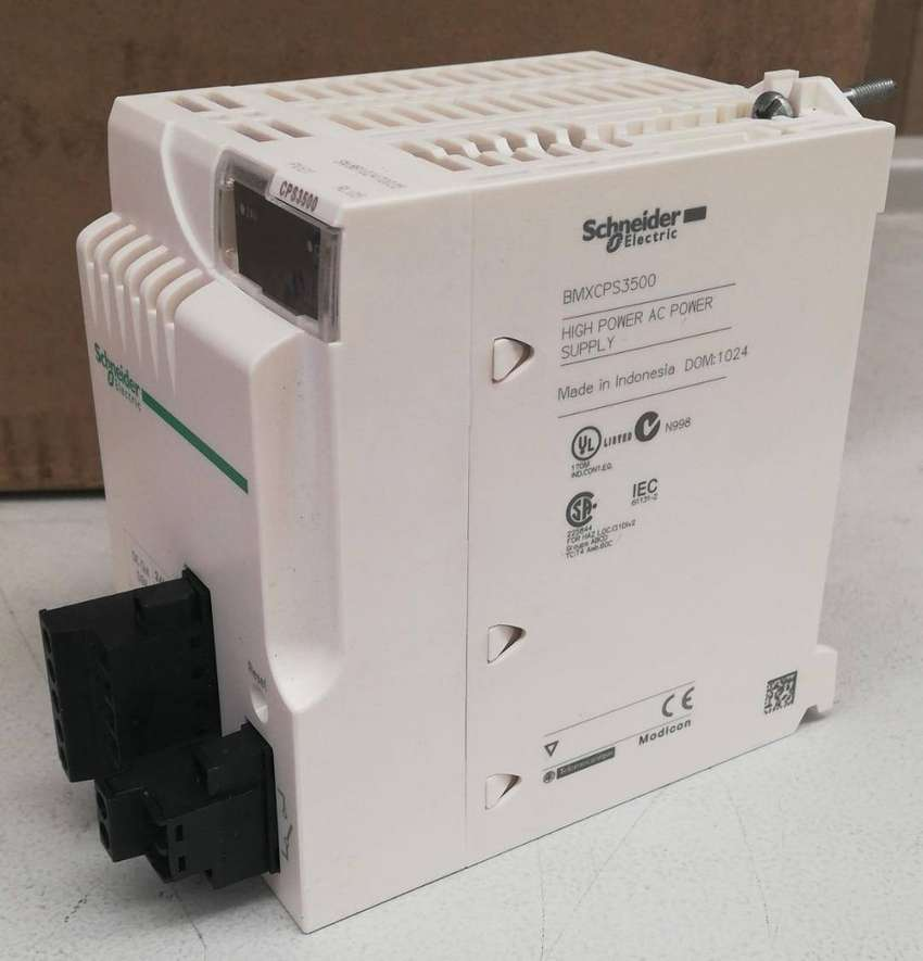 Fuente de alimentación 100-240VAC Modicon SCHNEIDER 0