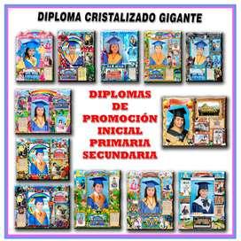 DIPLOMAS DE PROMOCION