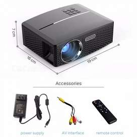 Proyector LED Vivibright GP80 300 Lumens 800x480 USB SD
