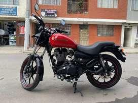 Moto Royal Enfield TBX 350 Único dueño Promoción