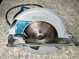 Sierra circular Bosch GSK 235