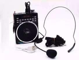 RADIO MINI AMPLIFICADOR DE VOZ NANOTEC NP-2389