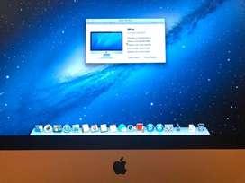 iMac 21.5, Intel Core I5, 2.7 Ghz, 8gb, 1 Tb - Late 2013