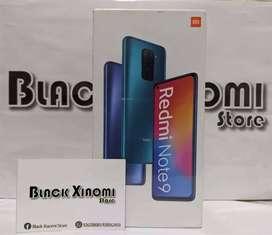 Xiaomi Redmi Note 9 128gb sellado