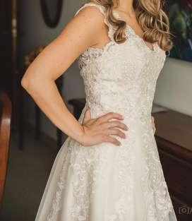 Vestido de novia diseñador Catalina Bayona