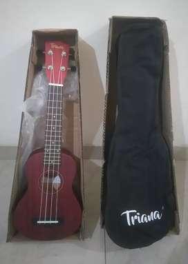 Ukelele soprano Triana (by Lazer)  nuevos en caja