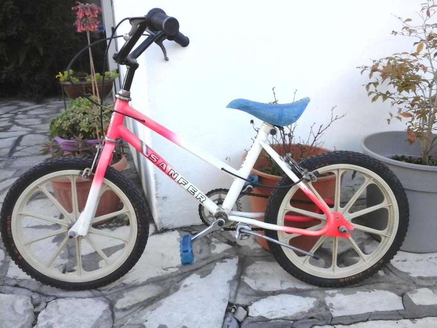 Bicicleta niña/niño rodado 16 con rueditas