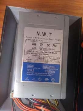 Fuente N. W. T. Pentium IV ATX