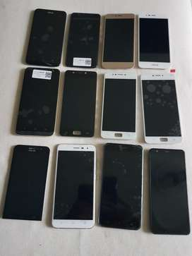 Displays Asus Zenfone 2, 3, 3 max, 4, 4 max, 5 selfie pro, max m2 pro, m1, live, max plus, go