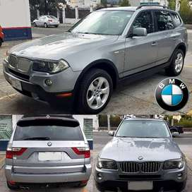 BMW X3 3.0 SI VERSION MAS COMPLETA DEL MODELO, UN SOLO DUENO.