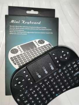 Mini teclado inhalambrico