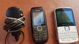 Motorola y nokia repuestos