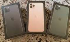 IPHONE 11 PRO MAX 256GB ( GRIS - DORADO )