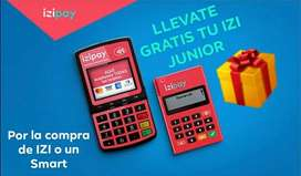 LLEVATE TU IZI JUNIOR GRATIS!!!
