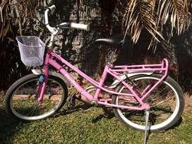 Bicicleta nena rodado 20