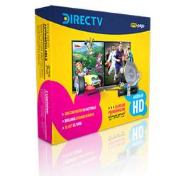 Kit directv prepago nuevos HD
