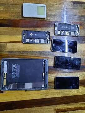 Vendo iphones para repuestos (lote conpleto)