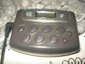Radio Sony Walkman Srf M37 Funcionando No Envio!!, usado segunda mano  La Paternal, Capital Federal