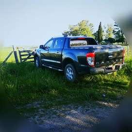 Se vende camioneta Ford Ranger Limited