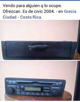 Radio Original Civic 2004 a 2005