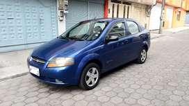 Chevrolet Aveo Activo Modelo 2011