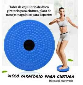 disco giratorio para  la cintura