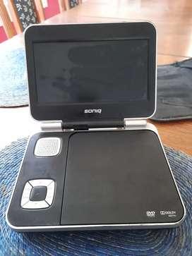 DVD portátil para niños