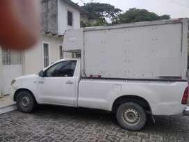Flete, Camioneta,una cabina, con furgón,flete, mudanza, viaje, con aire, dentro y fuera d la ciudad