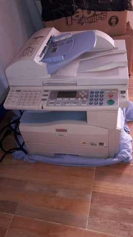 Fotocopiadora , scaner