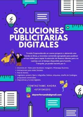 Soluciones Publicitarias digitales