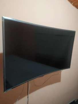 Tv Samsung curvo 49 pulgadas