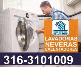 ARREGLO DE LAVADORAS
