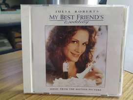 CD Julia Roberts my best friends