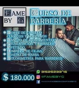 Curso práctico de barberia