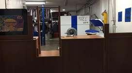 Vendo espectacular lavandería, excelente ubicación