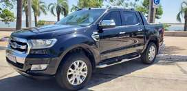 Ford Ranger LTD 4x4 limited DC caja At cuero