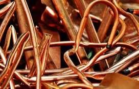 Cobre, Compra de Chatarra | Aluminio | Bronce | Fierro