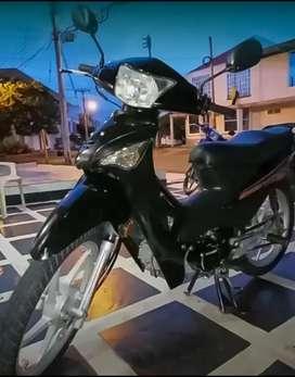 Moto honda wave II,  modelo 2013