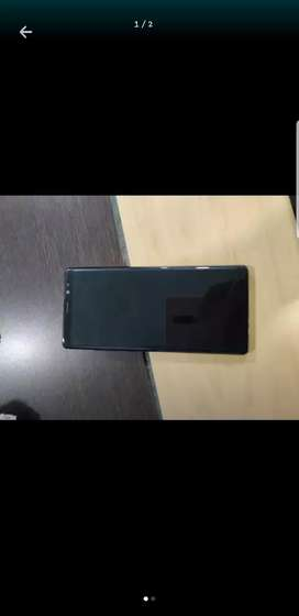 Galaxy note 8 vendo cambio